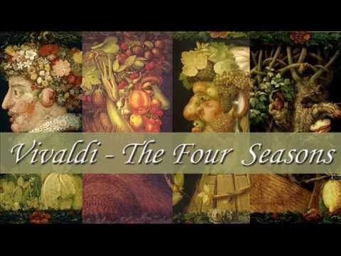 Vivaldi : The Four Seasons ( Spring, Summer, Autumn, Winter - full/complete) - YouTube