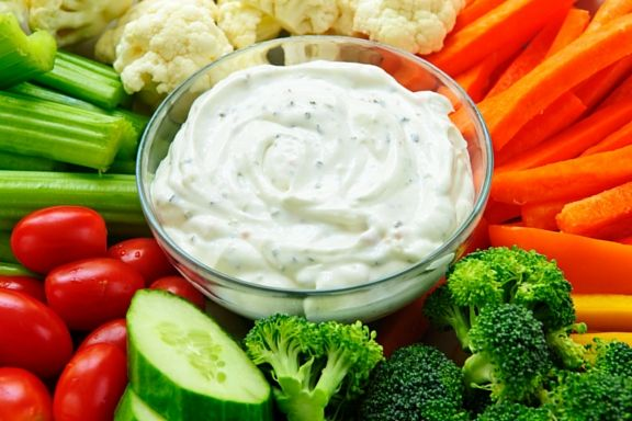 7 Delicious Low Fat Dips