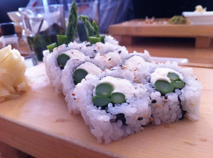 California Roll @ Sushi Glass Nbg.