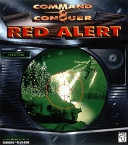 On to Command and Conquer 3, which was actually released on PlayStation, not PC
