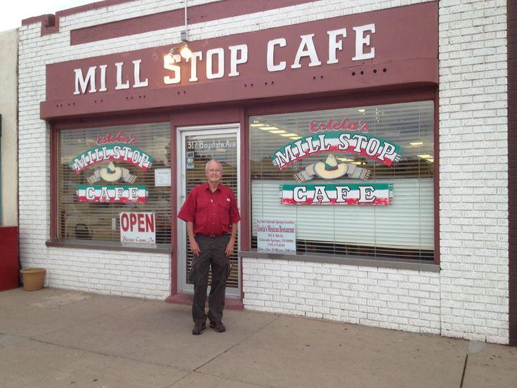 Mill Stop Cafe in Pueblo Colorado. Excellent Mexican food! Excellent Service! 317 Bay State Ave, Pueblo (719) 564-0407
