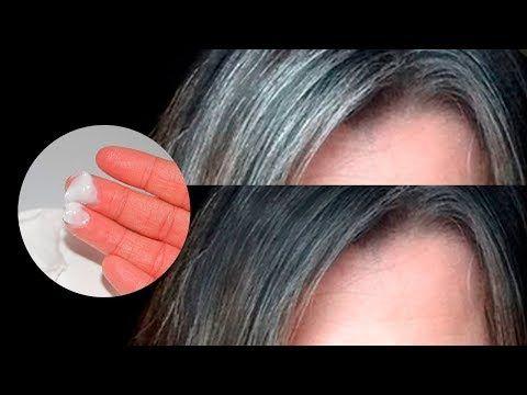 Mira este vídeo ante que lo borren elimina las canas y evitar la caída del cabello - YouTube