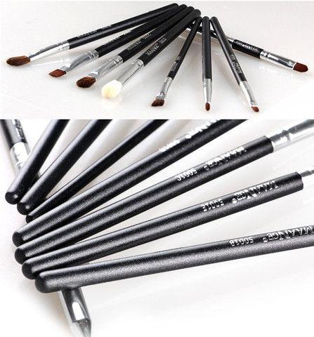 FlyQueens 8 Piece EyeShadow Brush Set