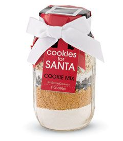 oatmeal chocolate chip cookies for santa mix