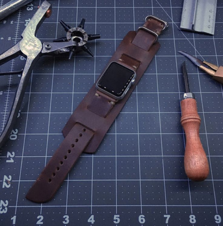 Now this is an Apple Watch band.