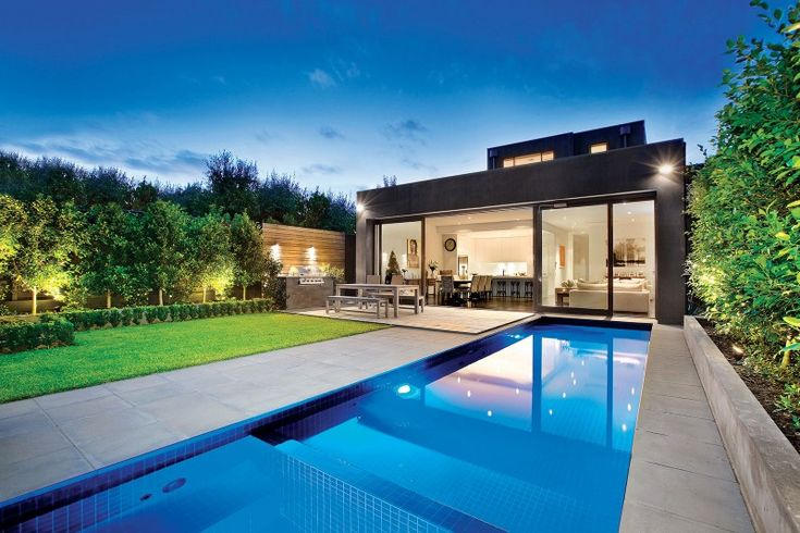 Clean Design and Modern Simplicity: Residence Armadale in Australia