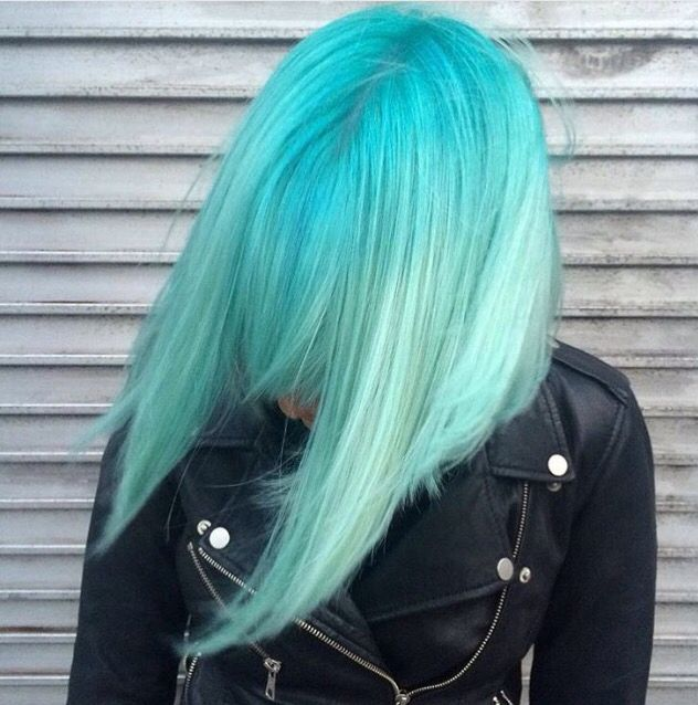 Swell 1527 Best Images About Crazy Cool Hair Colors On Pinterest Scene Short Hairstyles Gunalazisus