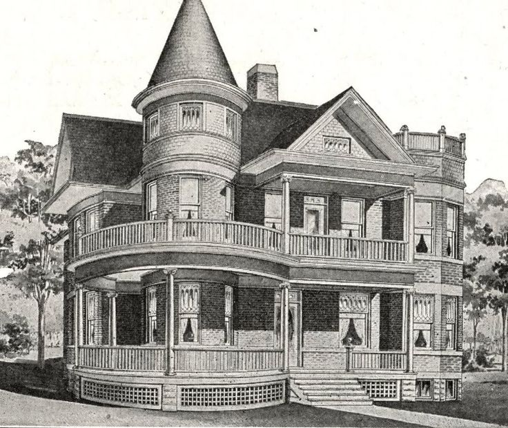 256 best images about sears other vintage catalogs on Modern victorian architecture