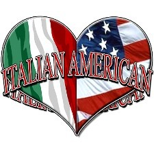 italian and american flags together