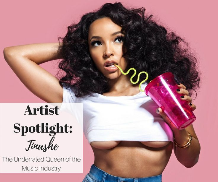 Artist Spotlight: Tinashe - The Underrated Queen of the Music Industry | Read why we think Tinashe will be a household name soon