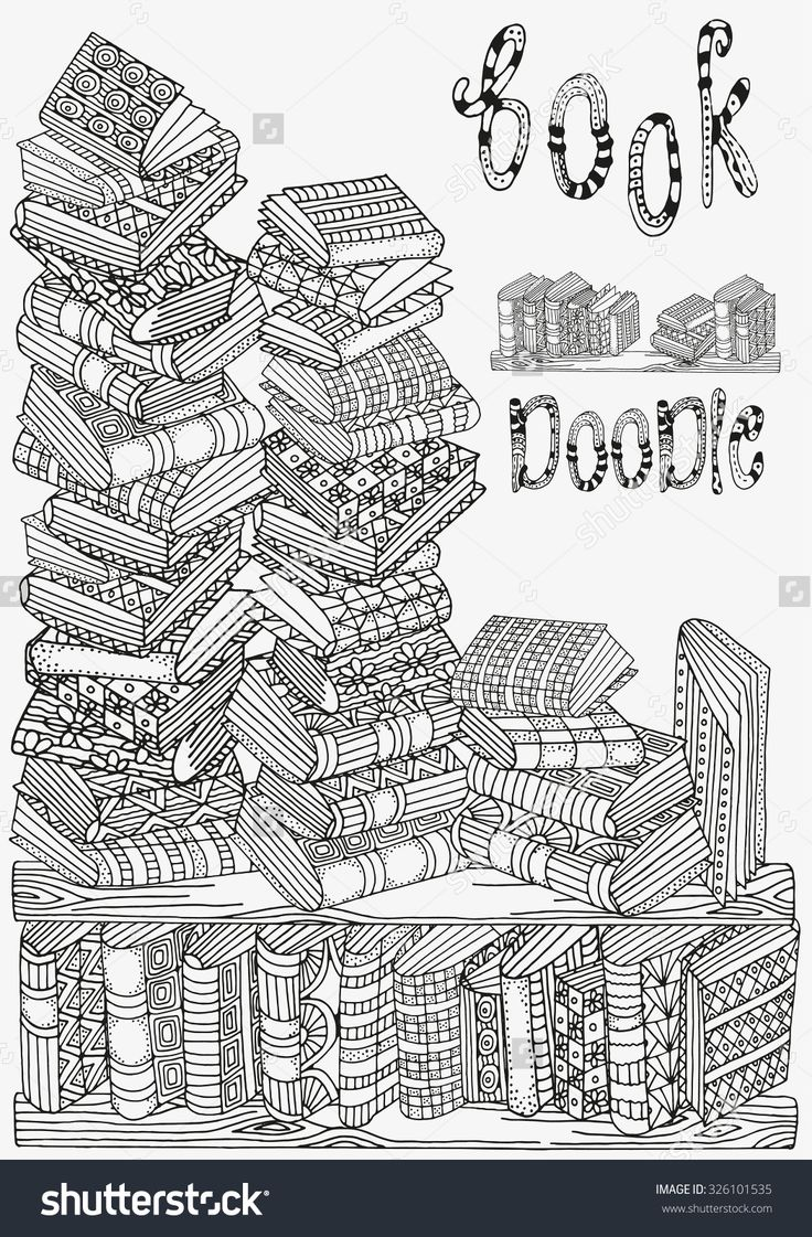 233 best Doodle Art images on Pinterest | Coloring books, Vintage ...