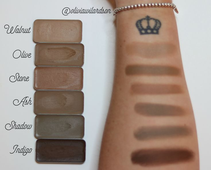 Maskcara Beauty contour swatches! Click the link to learn ...