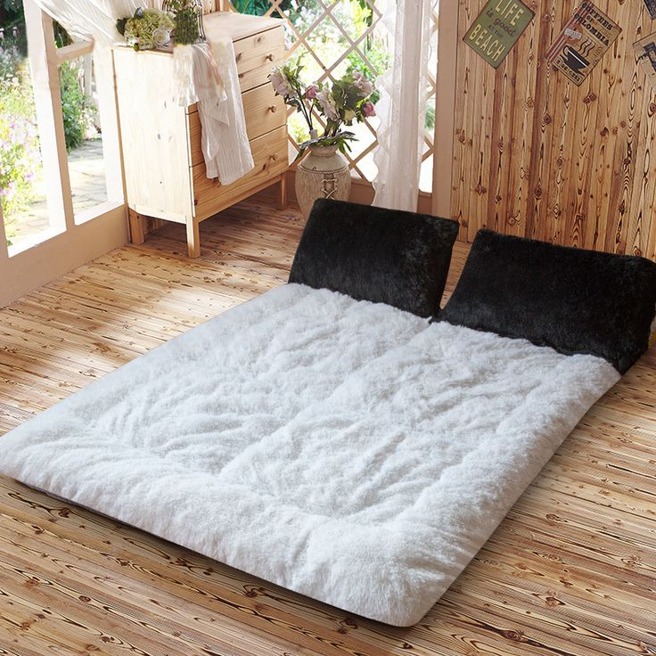 Chaud et confortable matelas en hiver taille 90x200 cm, 120x200 cm, 150x200 cm, 180x200 cm
