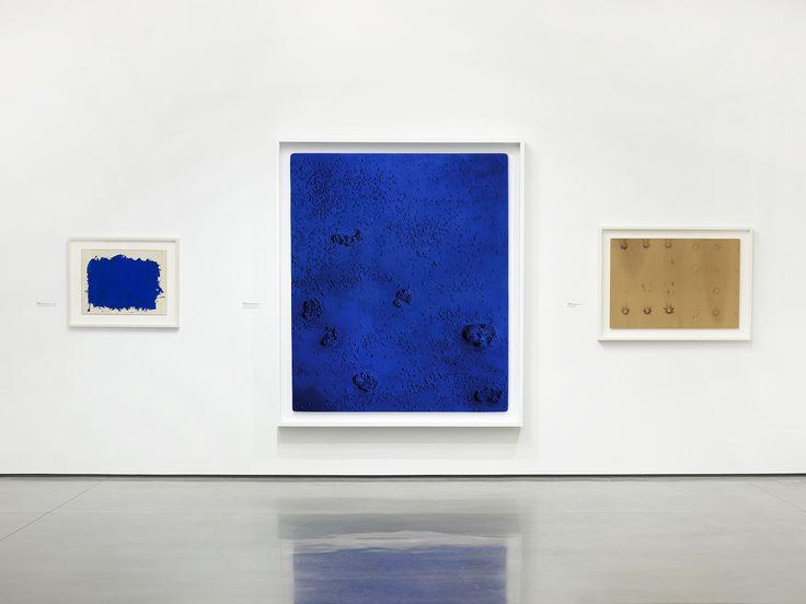 Aspen Art Museum: David Hammons Yves Klein / Yves Klein David Hammons