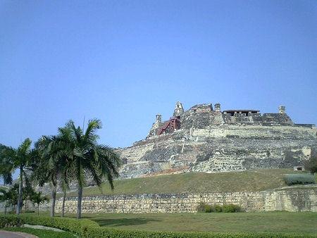 Castillo de San Felipe-Cartagena