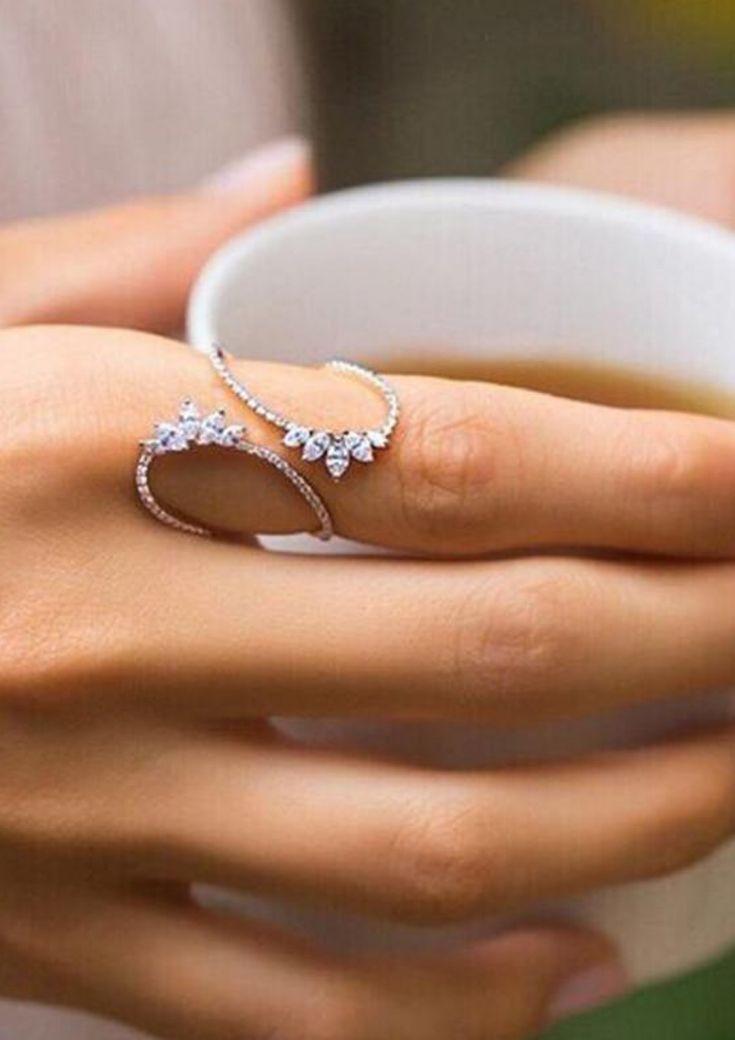 Morocco Elegance Wrap Ring