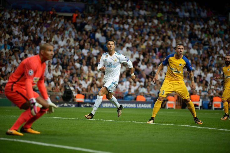 A francia sztárcsapat szemet vetett Cristiano Ronaldóra