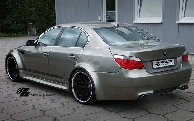 Prior Design E60 BMW 5 Series
