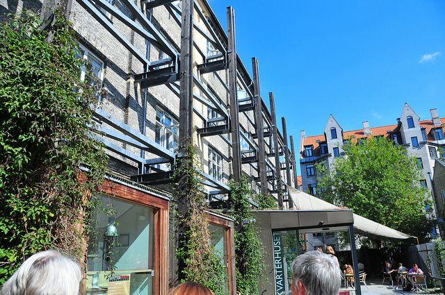 Kvarterhuset - Jemtelandsgade, Amager