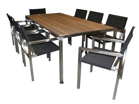 Outdoor Furniture 5pc Hawthorn Dining Sets options
