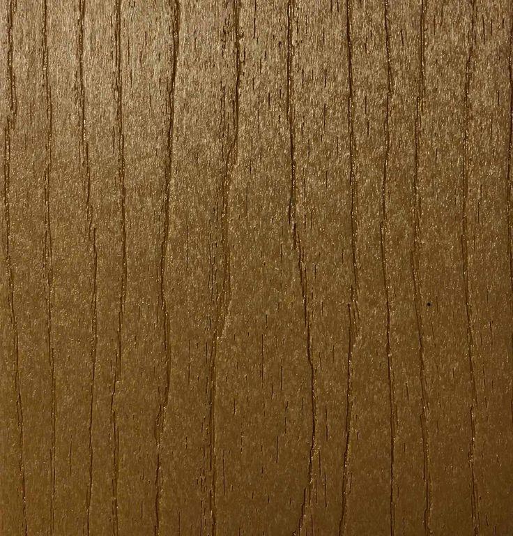 Plastic Lumber - Teak Premium tongue and groove