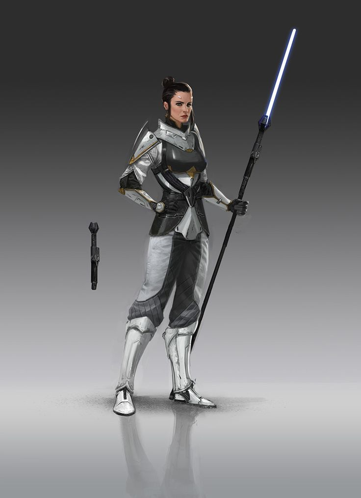 Senya :: designed for SWTOR: Knights of the Fallen Empire - by Paul Adam