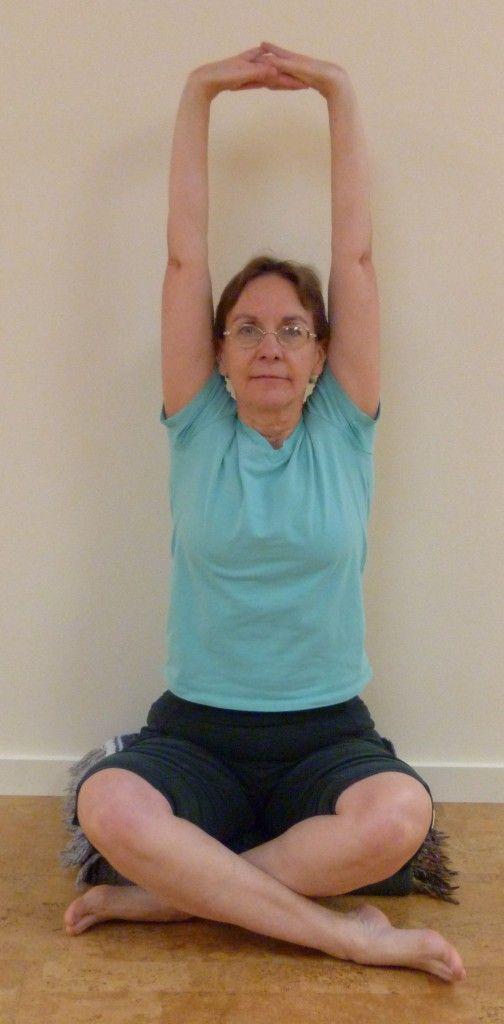 Best 25 yoga for seniors ideas on pinterest chair yoga for Chair yoga benefits