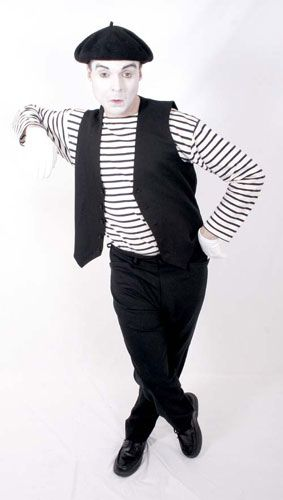 mime | French Traditional Mime