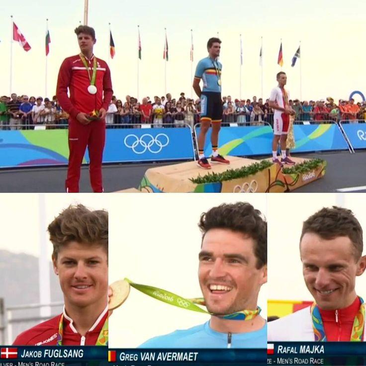 リオオリンピック男子個人ロードレース #rio2016
