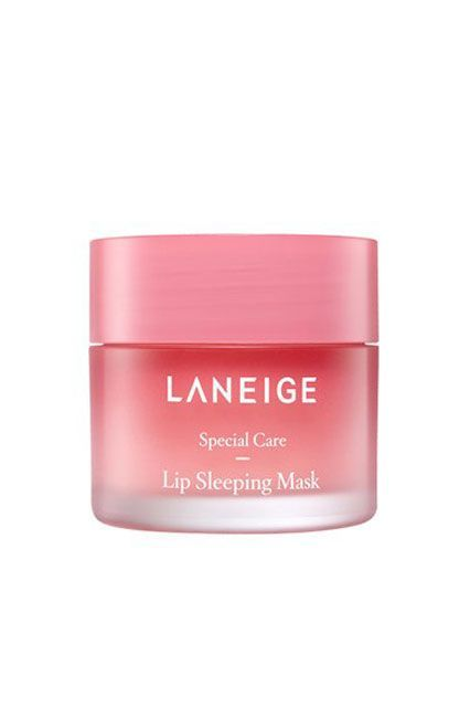 """""""It's a viscous balm-mask that comes with a silicone spatula applicator,"""" says Surratt. """"I have been using it somewhat regularly, and I must say that I am pleased with the results when I wake up. My lips feel moist and plump in the morning — not to mention that it smells and tastes ever-so-faintly of bubble gum, which I love."""" #refinery29 http://www.refinery29.com/professional-korean-beauty-product-recommendations#slide-15"""