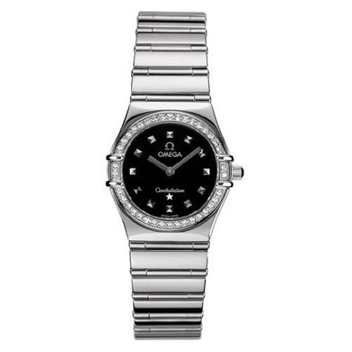 Omega Women's Constellation My Choice Quartz Diamond Bezel Watch 1475.51.00 - http://watchesntime.com/omega-women-s-constellation-my-choice-quartz-diamond-bezel-watch-1475-51-00/