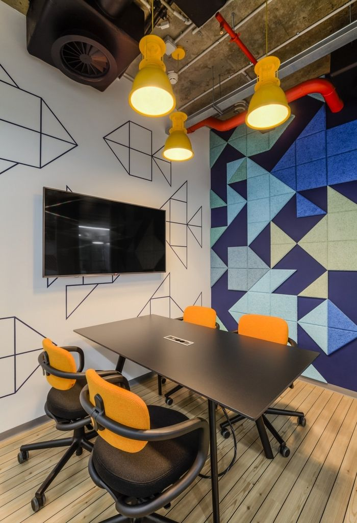 Avito Offices - Moscow - Office Snapshots