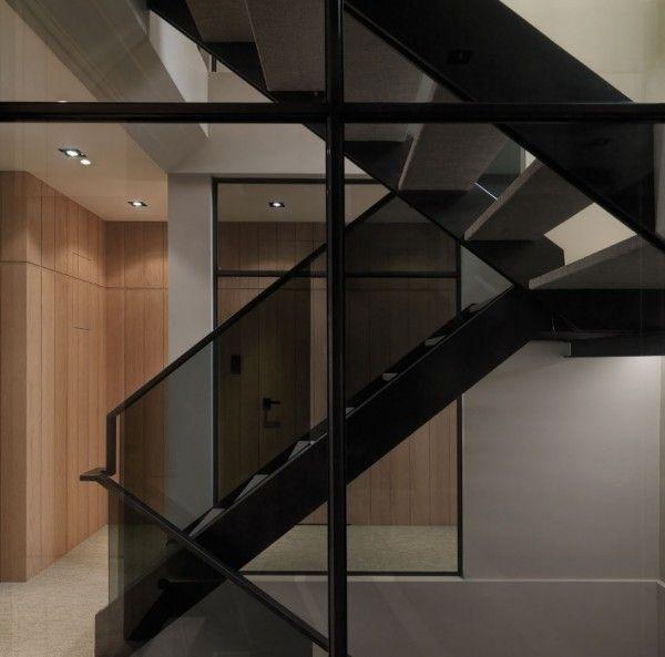 Best Black Glass Handrail Google Search Contemporary 400 x 300