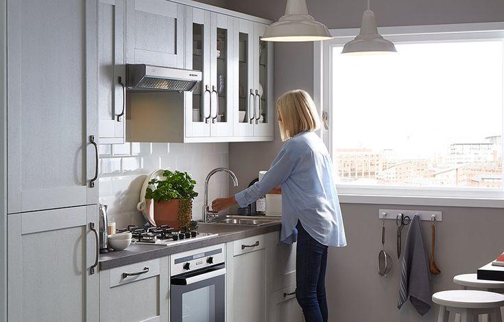 Diy Kitchen, Kitchen Cabinet Paint Colors B And Q