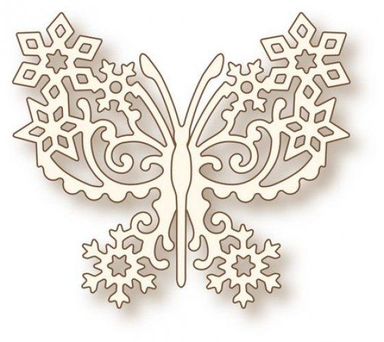 Wild Rose Studio's Specialty die - Frosted Butterfly SD051  EUR 10.55  Meer informatie  http://ift.tt/2AmBHHh