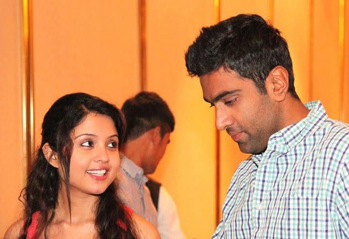 R Ashwin And His Wife 52 best images about C...