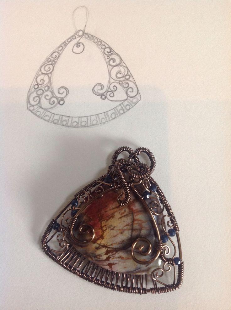 253 best My Jewelry Designs - Arte Laboratae - by Katalin KB ...