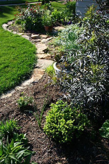 Best 20 stone edging ideas on pinterest landscape for Pool garden edging