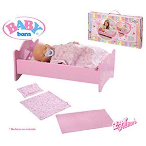 Baby born 822289 accesorio para mu ecas accesorios para mu ecas cama cuna para mu ecas rosa - Accesorios para camas ...