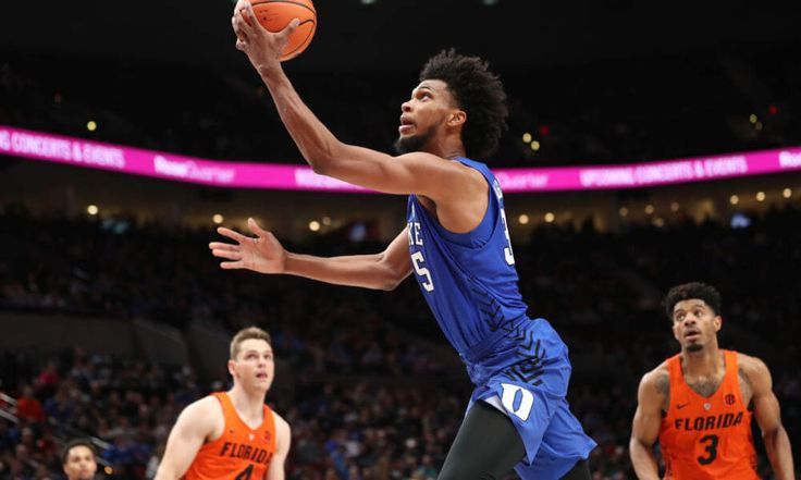 Marvin Bagley III makes history against Florida = Duke Blue Devils freshman big man Marvin Bagley III became the first player in program history to post consecutive games of 30 points and 15 rebounds during.....