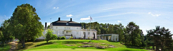 My other home club - Ranked one of Finland's best: Nordcenter Golf & Country Club