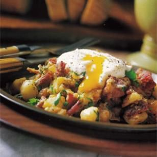 I love corned beef and cabbage for St. Patrick's Day, but I promise you that this yummy dish is even better than the traditional Irish fare that I love!  A must try!