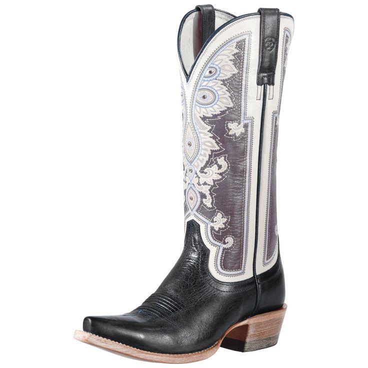 Ariat Alameda Black Cowgirl Boots