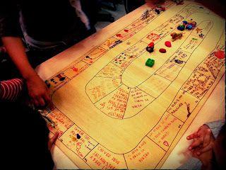 La Scatola dell'Immaginazione: Crearsi i giochi da soli! - Do it yourself board game!