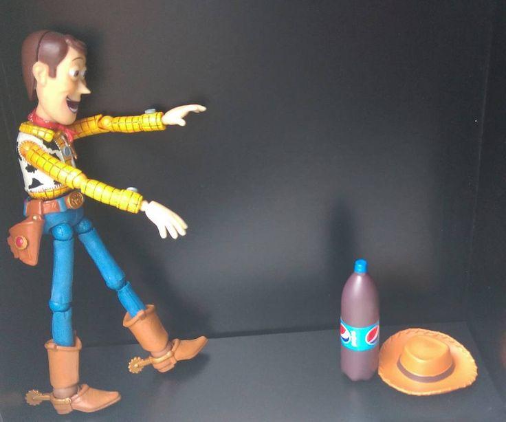 Pepsi zombie)  #sverhigrushki #шериф #Вуди #sheriff #Woody #историяигрушек #игрушка#сверхигрушки #iphone #photoday #toystory #toy #photographer #natural #likeme #likeforlike #l4l #like4like #follow #followme #spb #love #captain #hat #spring #Pepsi #zombie Все игрушки из ленты можно приобрести на официальном сайте: http://ift.tt/1NCZBho by sverhigrushki