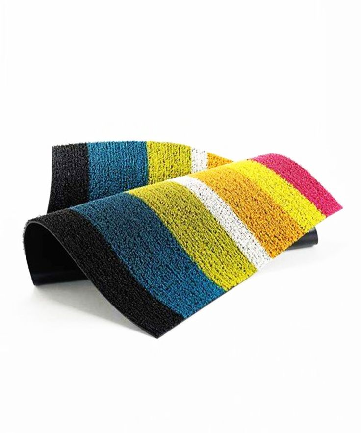 Shags U0027n Stripes Doormat | Dotandbo.com