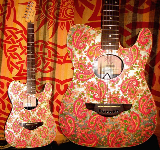 No offense, not really a fan of Fender's Acoustic Guitars. But the Fender's TELECASTER rock BIG TIME!!!!