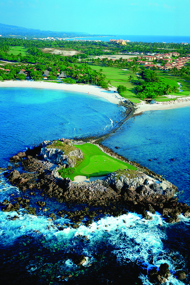 The St. Regis Punta Mita.