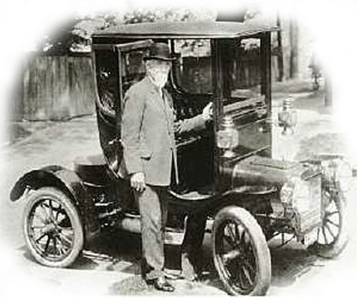 113 best images about good to know on pinterest for Ford motor company history