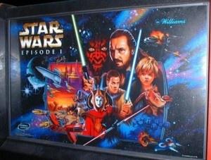 Williams Star Wars   Midwest Pinball   http://mwpinball.com/1999-wms-star-wars-episode-1-3500/